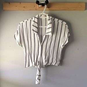 Wilfred Striped Blouse